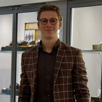 Scott zoekt een Kamer / Studio / Appartement in Den Bosch